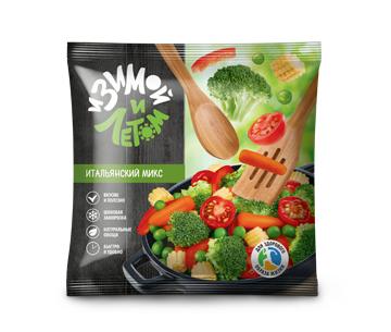 Смесь замороженных овощей Итальянский микс И ЗИМОЙ, И ЛЕТОМ