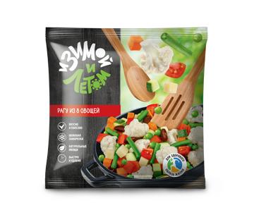 Замороженная смесь овощей для рагу