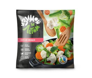 Смесь замороженных овощей для соте