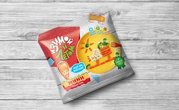 Замороженные овощи для детей